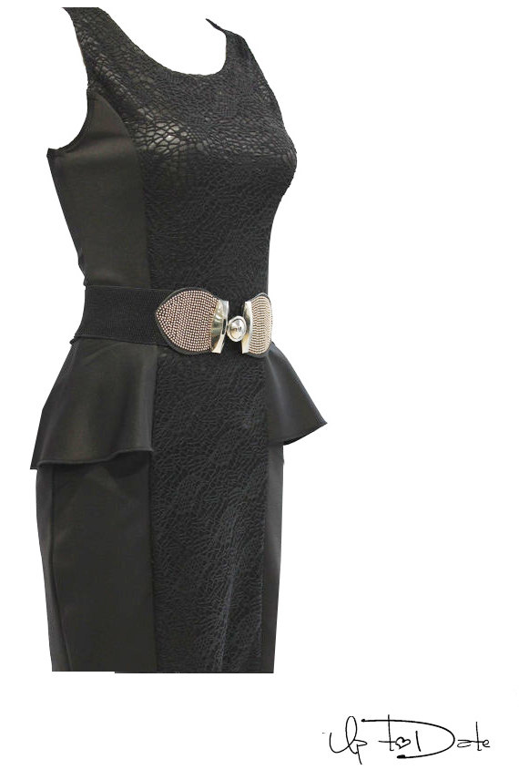 little black / Evening / Formal / Cocktail / Party / High quality dress