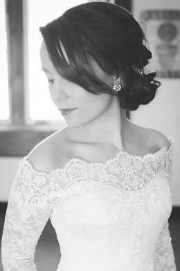Bridal Off-Shoulder / French Lace wedding jacket/ Bolero shrug/ jacket /bridal lace top